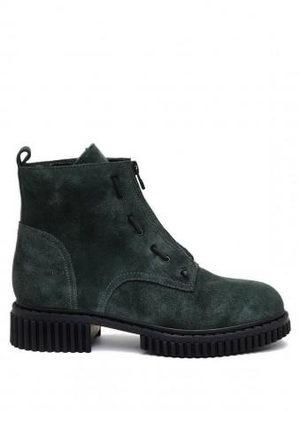 505721 Удобные туфли из натуральной кожи