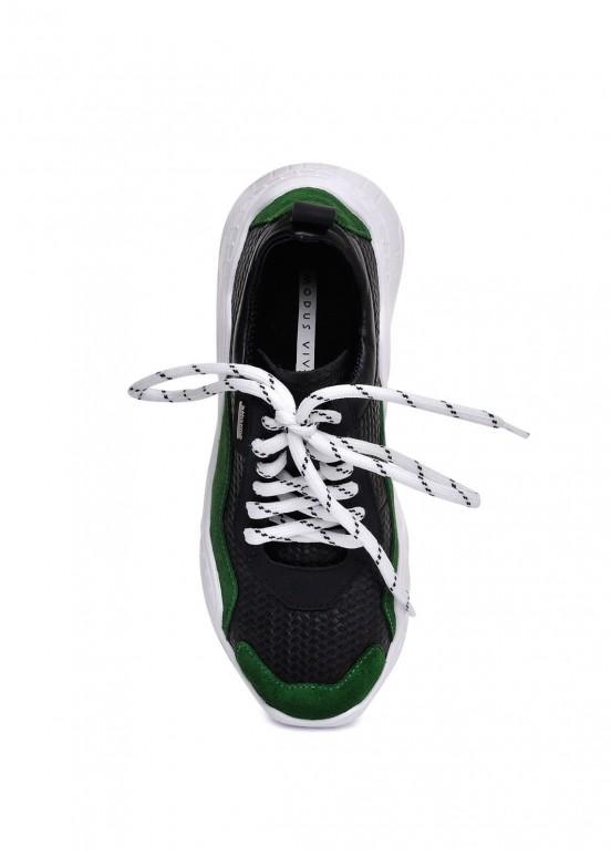 """565520 Кожаные кроссовки """"Ugly shoes"""""""