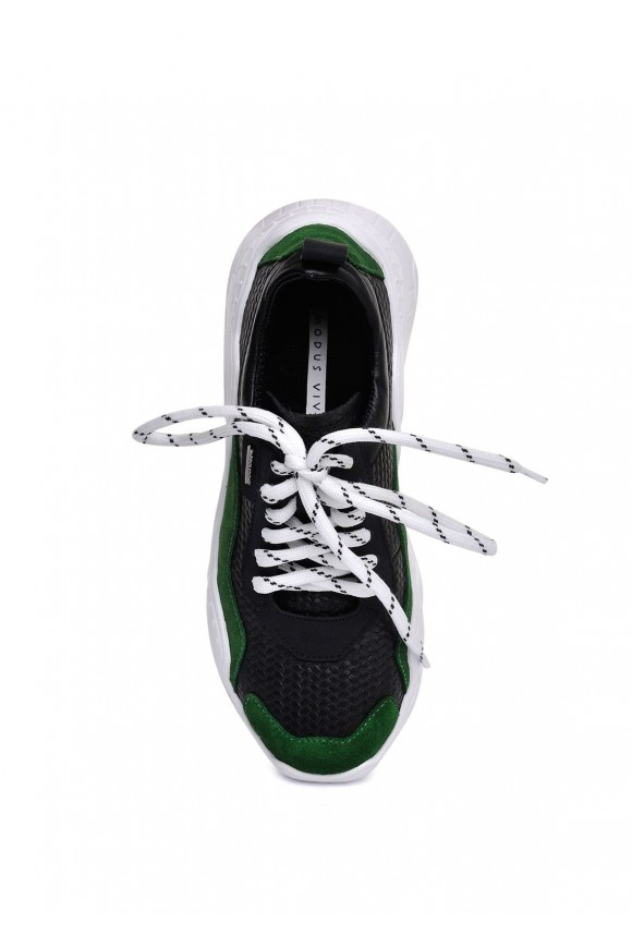"""Кожаные Кроссовки """"Ugly Shoes"""""""