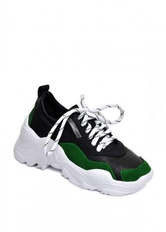 "565520 Шкіряні Кросівки ""Ugly Shoes"""