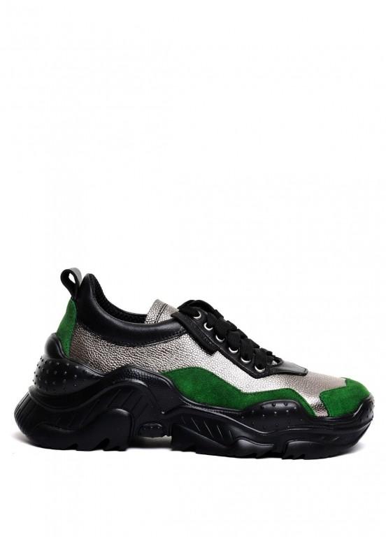 """565546 Кожаные кроссовки """"Ugly shoes"""""""