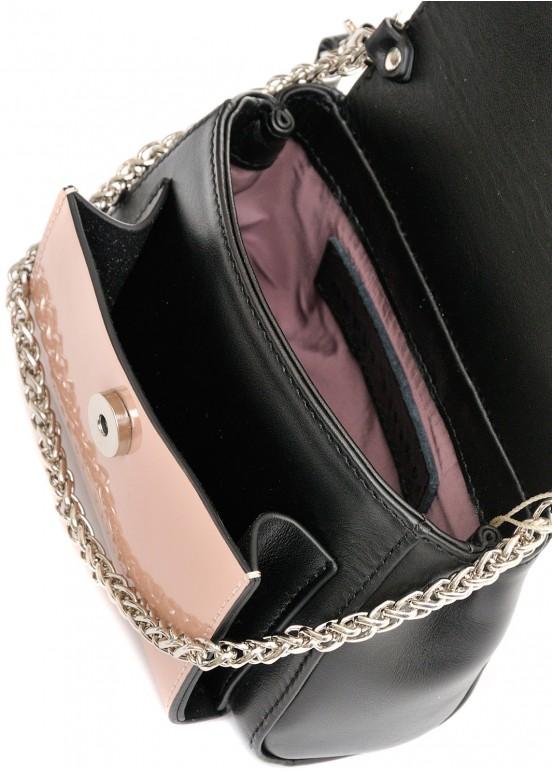 10231 Ременная сумка кожаная