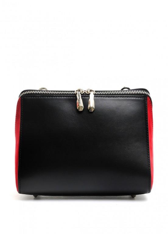 10250 Черная кожаная сумка