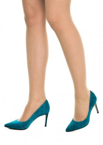 721811 Замшевые туфли