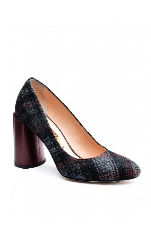 893004 Туфли из текстиля