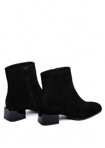 452521 Зручні замшеві черевики