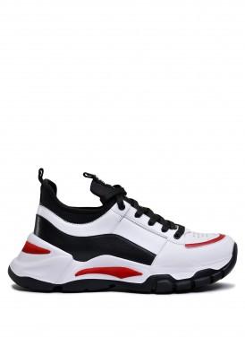 571355 Шкіряні кросівки casual