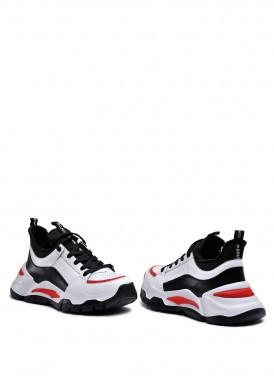 571355 Кожаные кроссовки casual