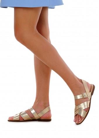 511921 Шкіряні сандалі