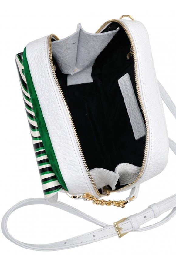 10521 Шкіряна річна сумка