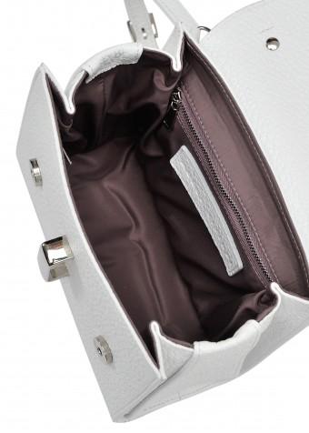 10781 Кожаная летняя сумка