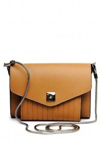 10841 Кожаная ременная сумка