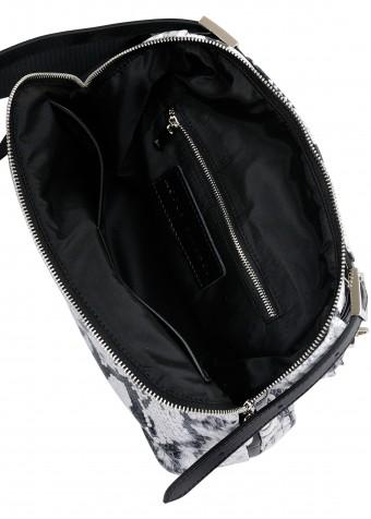 10922 Мягкая кожаная сумка