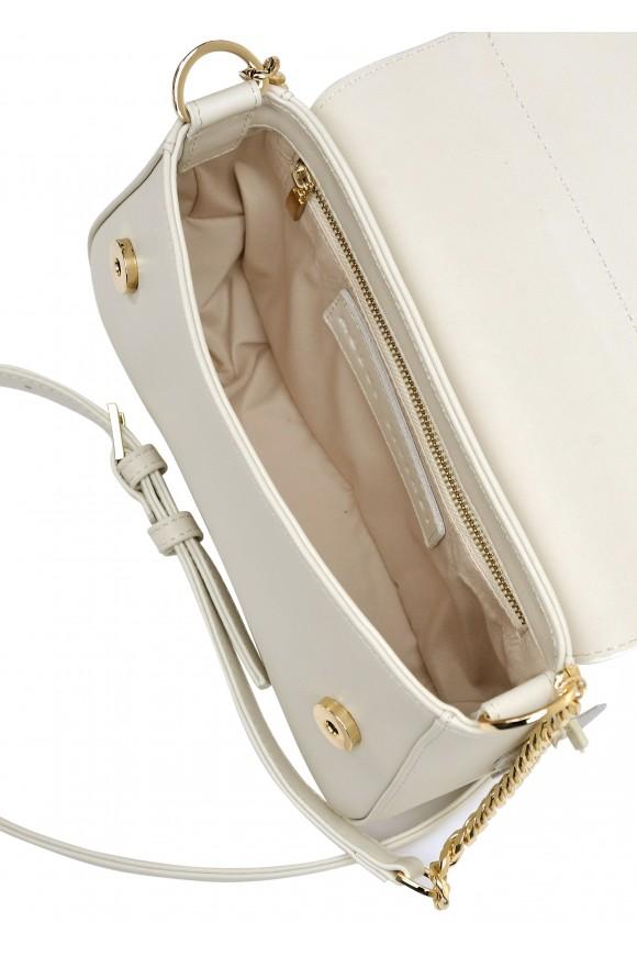 11082 Шкіряна світла сумка