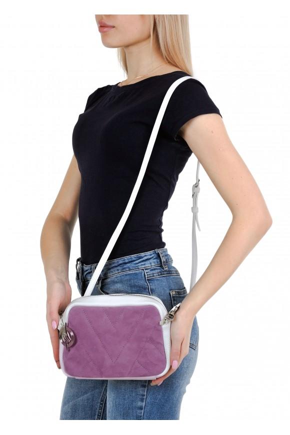 11132 Шкіряна річна сумка