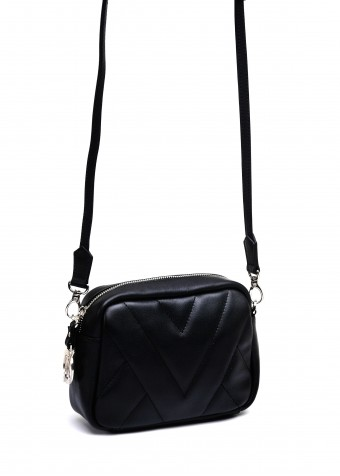11133 Черная кожаная сумка