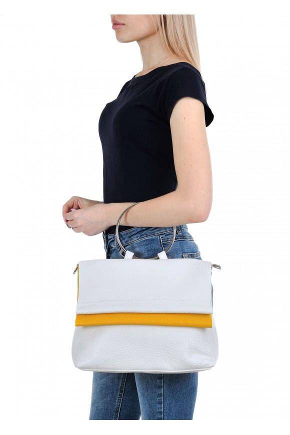 11171 Шкіряна річна сумка
