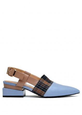 314001 Шкіряні туфлі