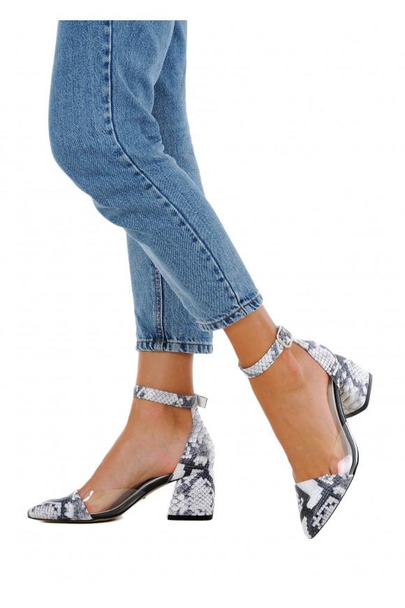 719205  Шкіряні туфлі