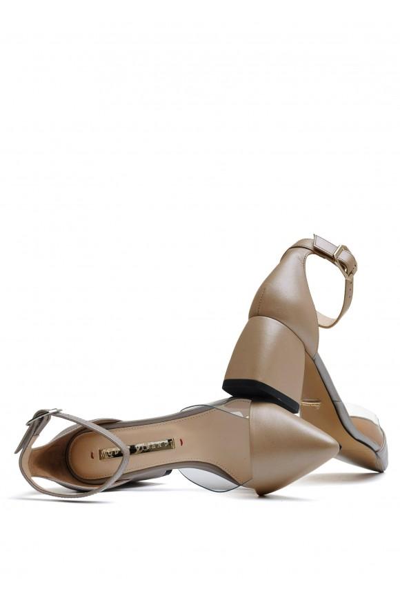719235 Кожаные туфли