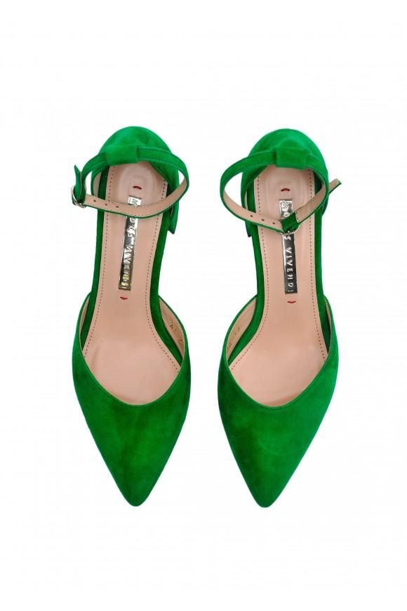 718711 Зелені туфлі
