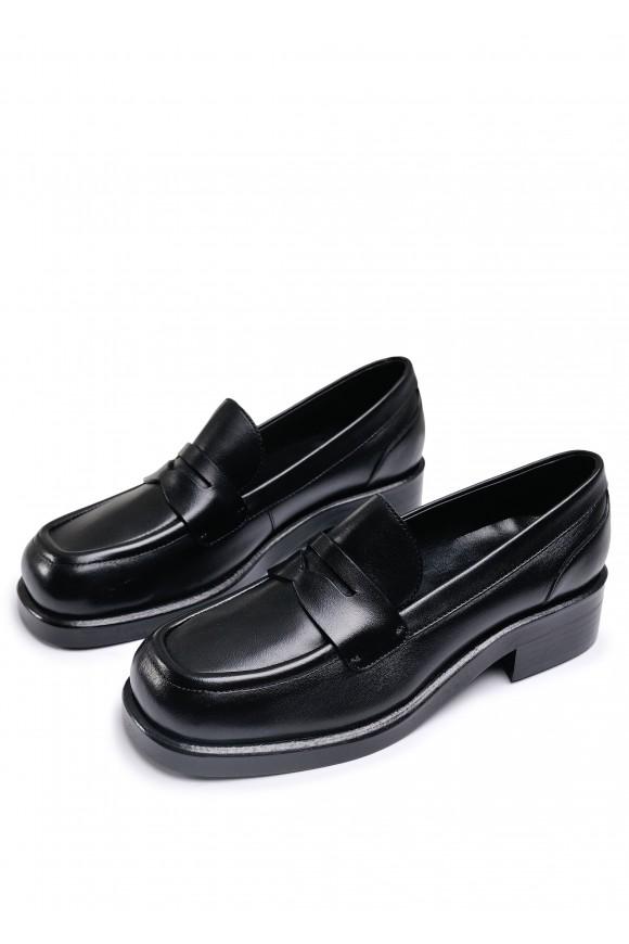 017802 Кожаные туфли Grand