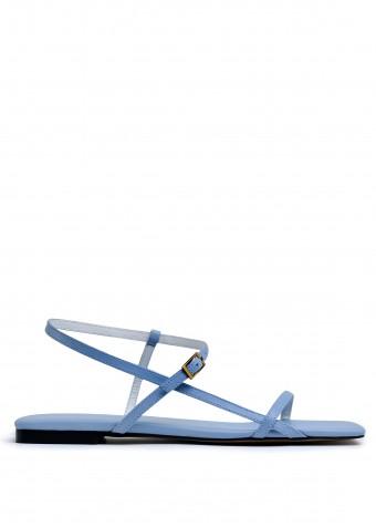 170001  Небесні босоніжки Pala на плоскій підошві