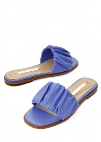 513811 Кожаные сандалии tenda