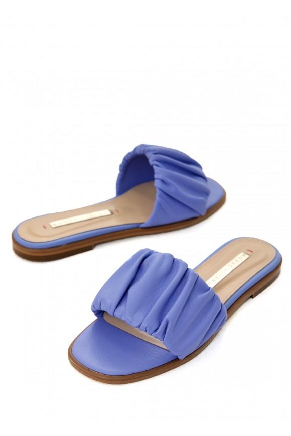 513811 Шкіряні сандалі tenda