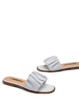 513821 Кожаные сандалии tenda