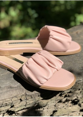 513851 Кожаные сандалии tenda