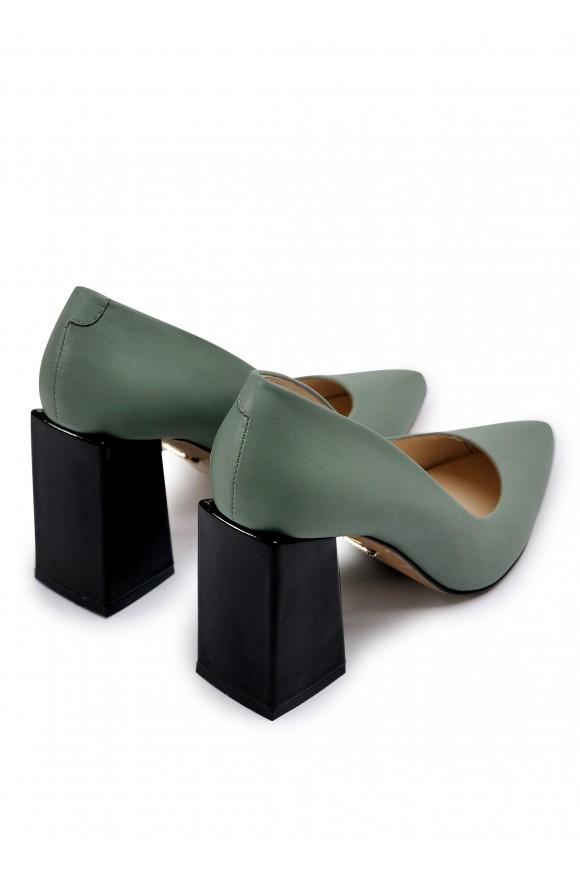 727766  Шкіряні туфлі