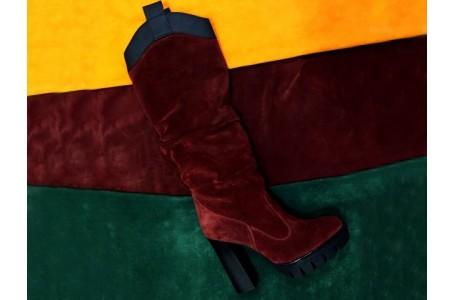 Уход за обувью из натуральных материалов