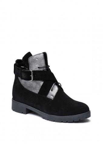 052221 Замшеві черевики