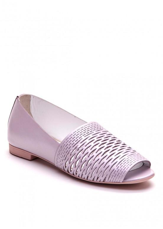 794232 Лиловые туфли