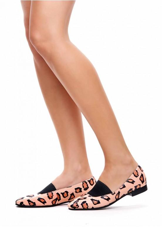 220231 Кожаные туфли