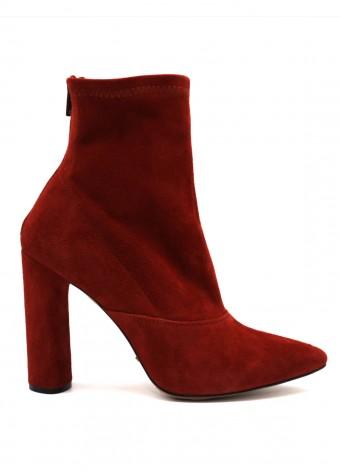 764904 Замшевые ботинки