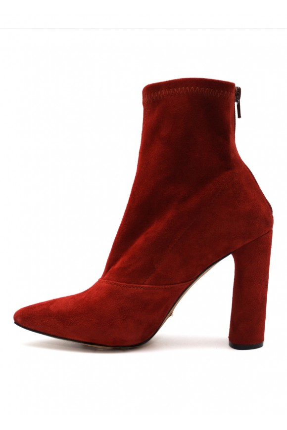 Замшеві черевики