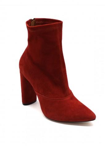 764904 Замшеві черевики