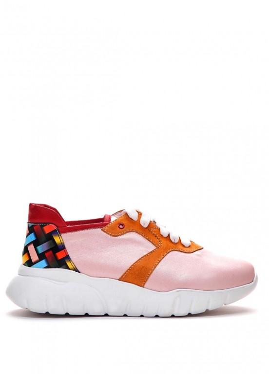 563337 Розовые кроссовки