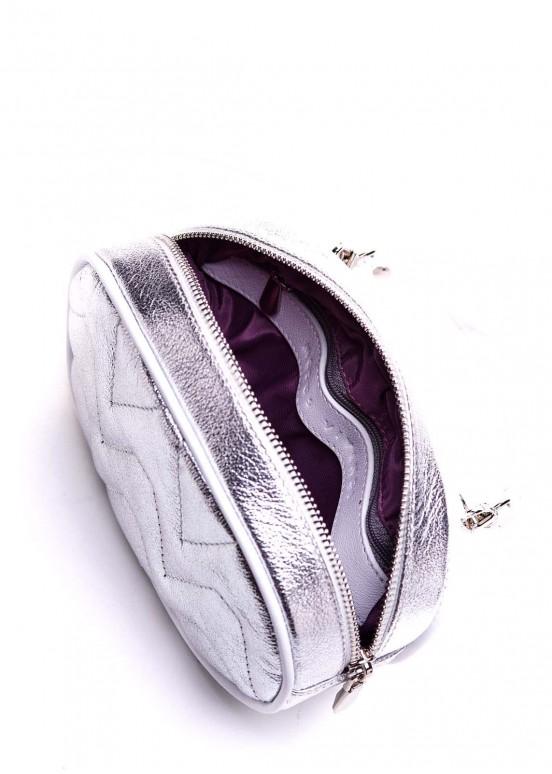92304 Серебряная мини-сумка