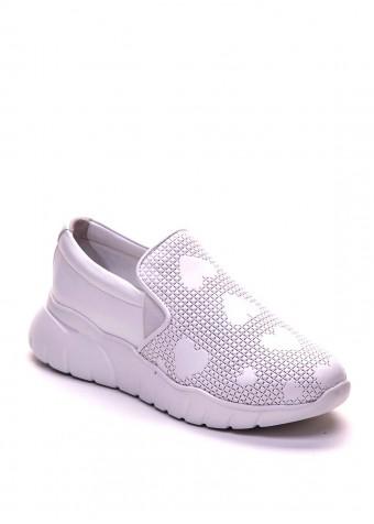 563407 Белые кроссовки