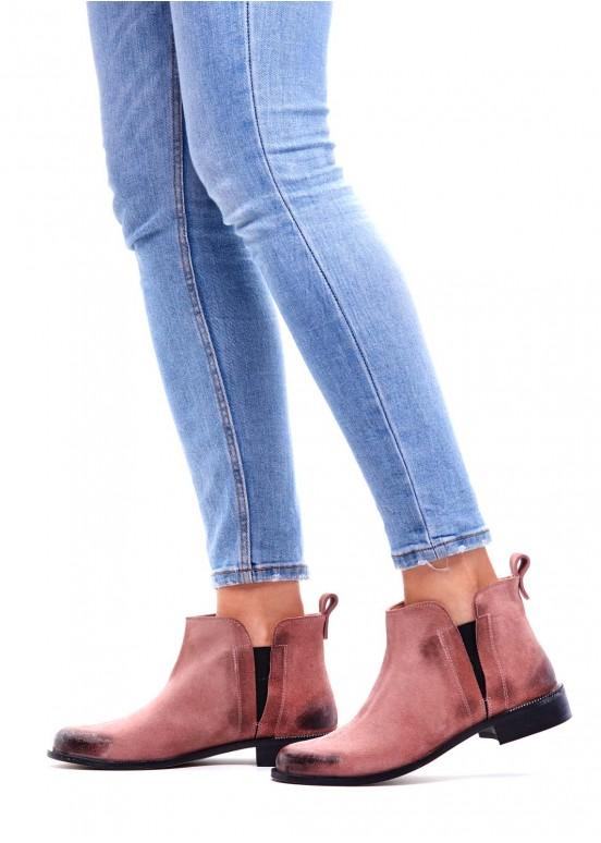 531214 Стильные ботинки