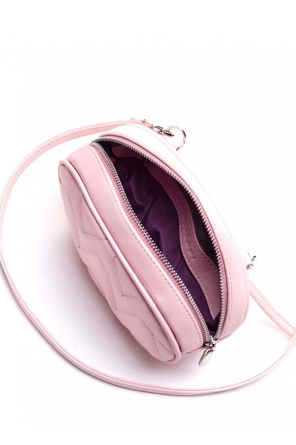 Ременная кожаная сумка