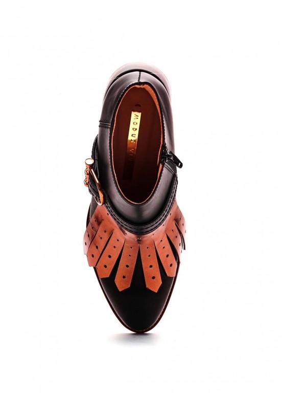 425311 Черные ботинки
