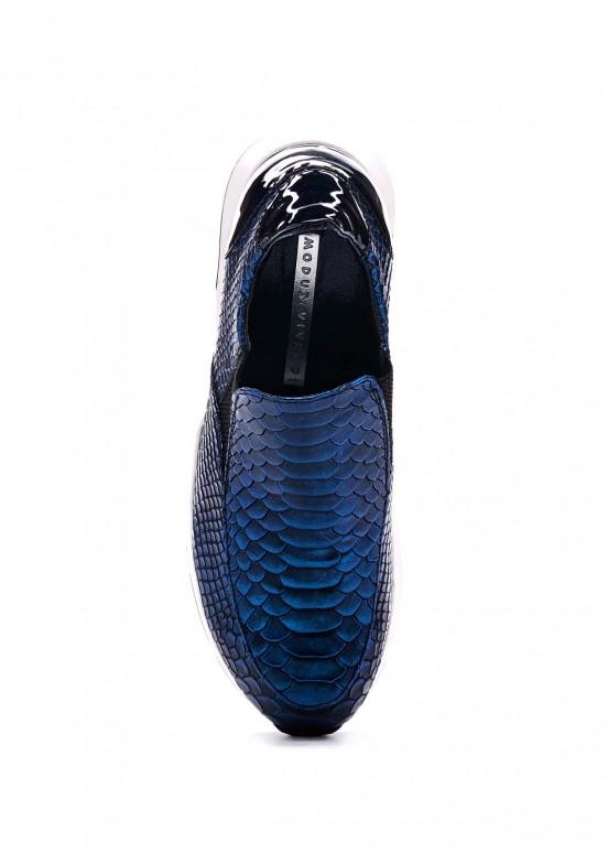 476022 Кожаные кроссовки