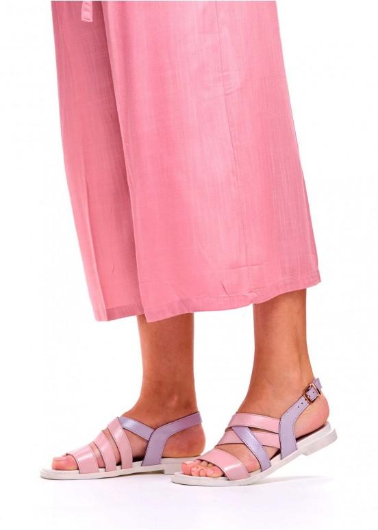 786001 Кожаные сандалии