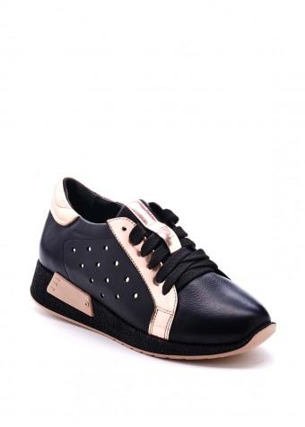 711113 Шкіряні кросівки