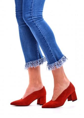 717311 Закрытые туфли