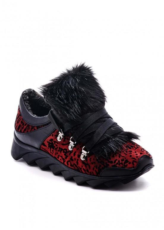 562625 Замшевые кроссовки